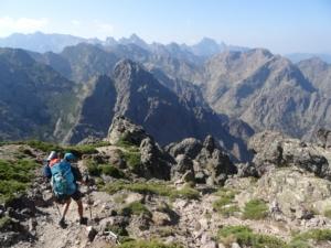 GR 20 - Etape 2 - Ortu di u Piobbu - Carrozzu