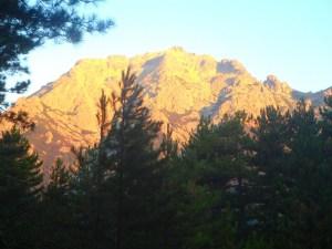 GR 20 - Etape 9 - Vizzavona - Bocca Di Verde