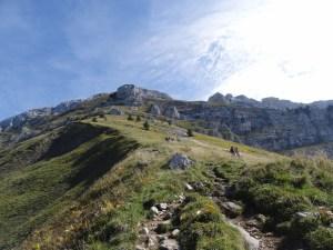 La Tournette - En aller-retour depuis les Prés Ronds, voie normale - 2351 M