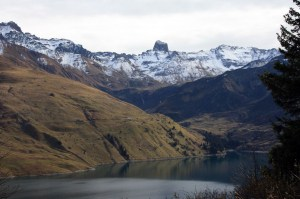 Lac d'Amour et Lac de Roselend - Depuis Treicol - 2248 M