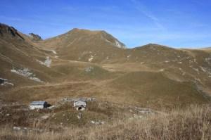Crêt des Mouches - Depuis Plan Montmin - 2033 M