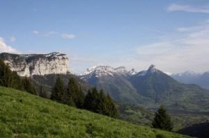 La Tête du Parmelan - Depuis la Villaz, par le grand et le petit Montoir - 1832 M