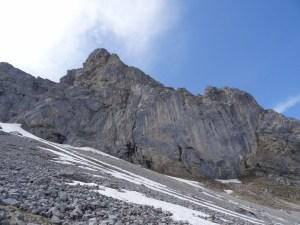 Tour de l'Aiguille de Serraval - Depuis la Molloire - 1810 M