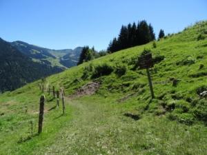Grande Traversée des Alpes - Etape 2 - Lac Neuteu - Lenlevay