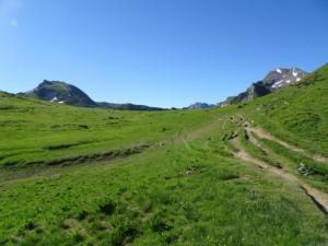 Grande Traversée des Alpes - Etape 3 - Lenlevay - Samöens