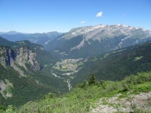 Grande Traversée des Alpes - Etape 4 - Samöens - Lac d'Anterne