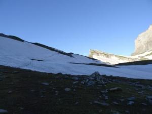 Grande Traversée des Alpes - Etape 5 - Lac d'Anterne - Les Houches