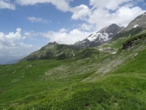 Grande Traversée des Alpes - Etape 7 - Chalets de Miage - Plan des Dames