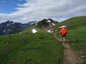 Grande Traversée des Alpes - Etape 8 - Plan des Dames - La Petite Berge