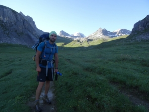 Grande Traversée des Alpes - Etape 11 - Entre le Lac - Refuge de la Leisse