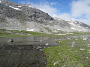 Grande Traversée des Alpes - Etape 12 - Refuge de la Leisse - Les Prioux