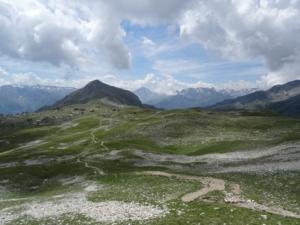 Grande Traversée des Alpes - Etape 13 - Les Prioux - Modane