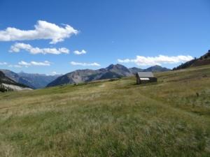 Grande Traversée des Alpes - Etape 14 - Modane - Névache
