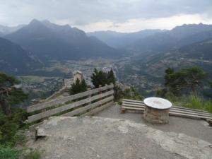 Grande Traversée des Alpes - Etape 15 - Névache - Briançon - Les Ayes