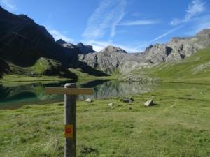 Grande Traversée des Alpes - Etape 19 - Larche - Bousieyas