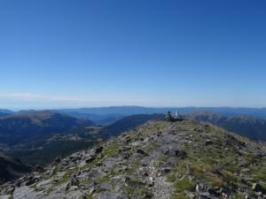 Grande Traversée des Alpes - Etape 21 - La Roya - Roure