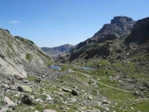 Grande Traversée des Alpes - Etape 24 - Lac de Trécolpas - Refuge des Merveilles
