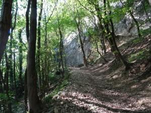 Mollard Gargot - Depuis Fontaine, par la Ferme Durand - 1069 M