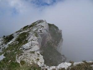La Crête des Crocs - Par le Col de l'Arc et la Pierre Vivari - 2005 M