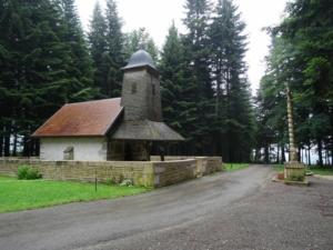 Grande Traversée du Jura – GTJ – Étape 3 - Girodé - Charbonnière du Haut