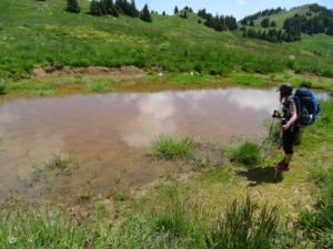 Grande Traversée du Jura - GTJ - Etape 4 - Lancrans - Refuge du Gralet