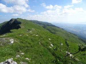 Grande Traversée du Jura – GTJ – Etape 5 – Refuge du Gralet - Mijoux