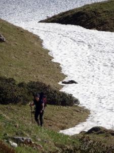 Traversée des Hauts Plateaux de Chartreuse - Depuis la Plagne, jusqu'au Col du Coq - 2062 M
