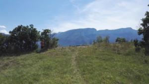 Le Belvédère du Scialet - Depuis la Monta, St Egrève - 663 M