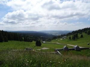 Grande Traversée du Jura - Étape 8 - Mouthe - Hôpitaux-Neufs