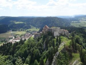 Grande Traversée du Jura - Etape 9 - Hôpitaux-Neufs - Les Alliés