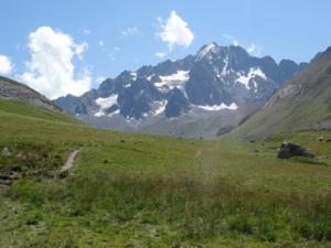 Tour des Ecrins - GR54 - Etape 3 - La Grave - Monétiers-les-Bains