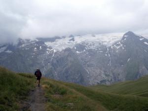 Tour des Ecrins - GR54 - Etape 2 - Clavans-le-Bas - La Grave