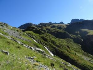 Dent du Pra (2623 m) et Pic de la Belle Etoile (2718 m) - Depuis le Rivier d'Allemont, en boucle