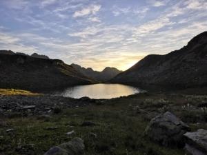 Lac de la Colombière, Lacs Morétan sur 2 jours - 2400 M